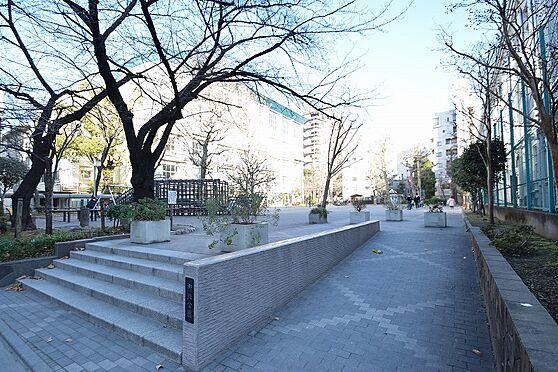 アパート-台東区浅草橋4丁目 緑豊かな公園が徒歩圏内で