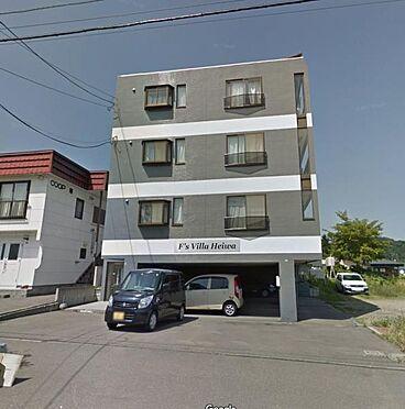 マンション(建物全部)-札幌市西区平和一条8丁目 外観