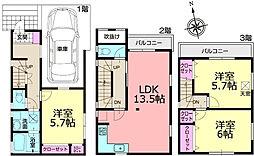 横浜市神奈川区幸ケ谷
