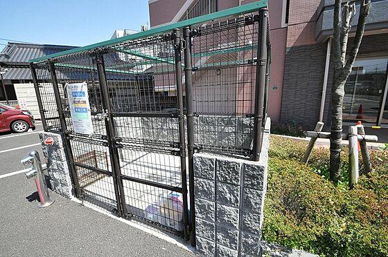 ビル(建物全部)-北九州市小倉南区下曽根4丁目 ゴミの飛散を防ぐ専用ゴミ置場
