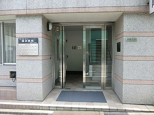 アパート-新宿区若葉1丁目 周辺環境:清水医院