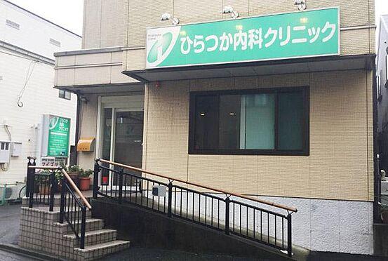 土地-西東京市柳沢5丁目 ひらつか内科クリニック 徒歩7分