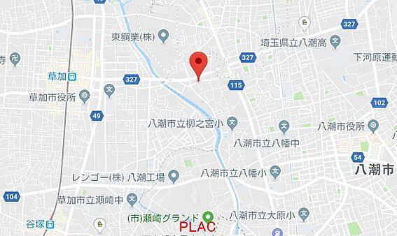 店舗事務所(建物全部)-八潮市大字南後谷 その他