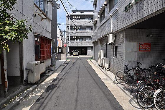 ビル(建物全部)-福岡市博多区美野島1丁目 見通しの良い2面道路