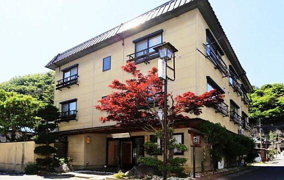 ホテル-千曲市大字戸倉温泉 外観