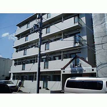 マンション(建物一部)-札幌市豊平区中の島一条10丁目 外観