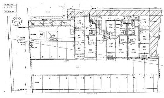 マンション(建物全部)-米沢市中央6丁目 間取り