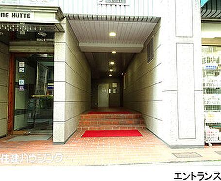 店舗(建物一部)-渋谷区代々木2丁目 玄関