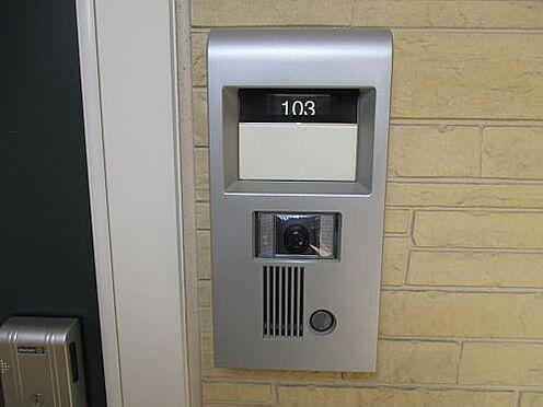 アパート-防府市岩畠2丁目 TVモニター付きインターフォン