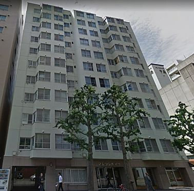 マンション(建物一部)-札幌市中央区南九条西3丁目 外観