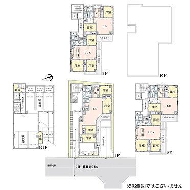 マンション(建物全部)-大阪市阿倍野区北畠1丁目 間取り