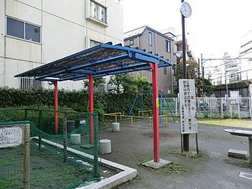 マンション(建物一部)-新宿区北新宿3丁目 周辺環境:みどり児童公園