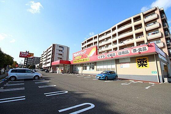 マンション(建物全部)-仙台市泉区市名坂 ツルハドラッグ仙台泉中央店までの距離803m