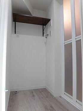アパート-目黒区緑が丘1丁目 2階 洗濯機置場 105