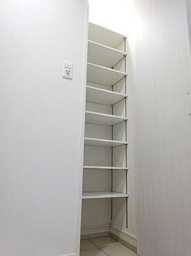 マンション(建物全部)-福岡市中央区今川1丁目 1LDKタイプ シューズクローゼット(室内も収納豊富です)