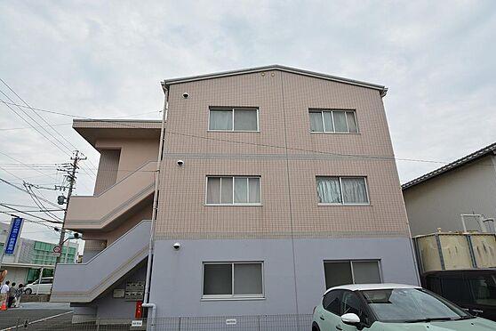 マンション(建物全部)-静岡市葵区上足洗 外観
