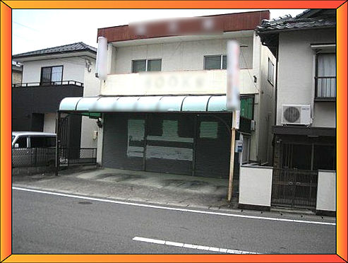 店舗付住宅(建物全部)-岡山市東区瀬戸町瀬戸 外観
