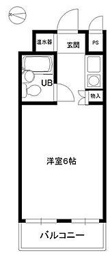 マンション(建物一部)-浜松市中区布橋1丁目 城北パーソナルハイツW間取り