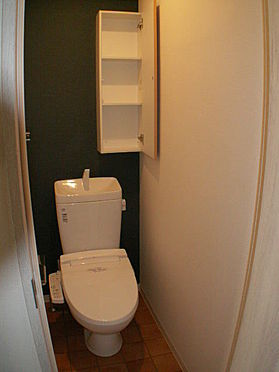 マンション(建物全部)-大阪市東淀川区西淡路4丁目 トイレ