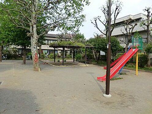マンション(建物全部)-中野区沼袋1丁目 周辺環境:沼袋公園