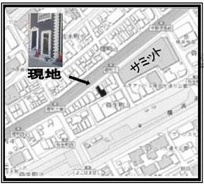 ビル(建物全部)-横浜市中区曙町3丁目 地図