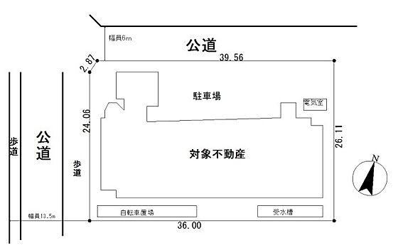 マンション(建物全部)-川口市戸塚東2丁目 配置図