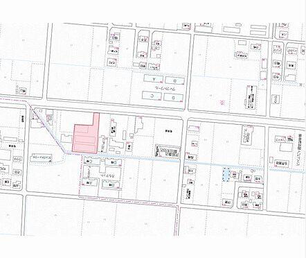 店舗事務所(建物全部)-袋井市湊 地図