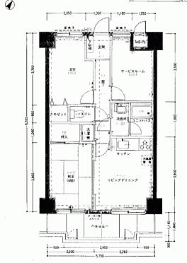 マンション(建物一部)-前橋市新前橋町 間取り