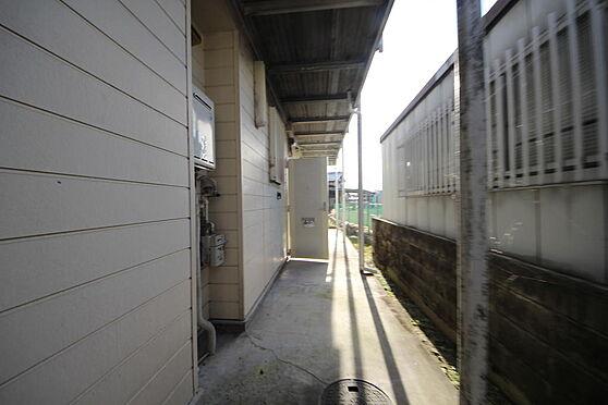 アパート-甲府市上曽根町 エントランス