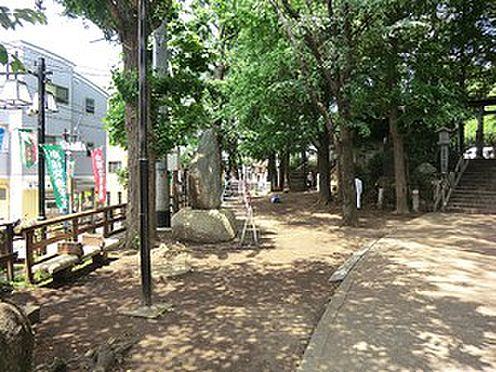 マンション(建物全部)-大田区東雪谷4丁目 周辺環境:雪ヶ谷児童遊園