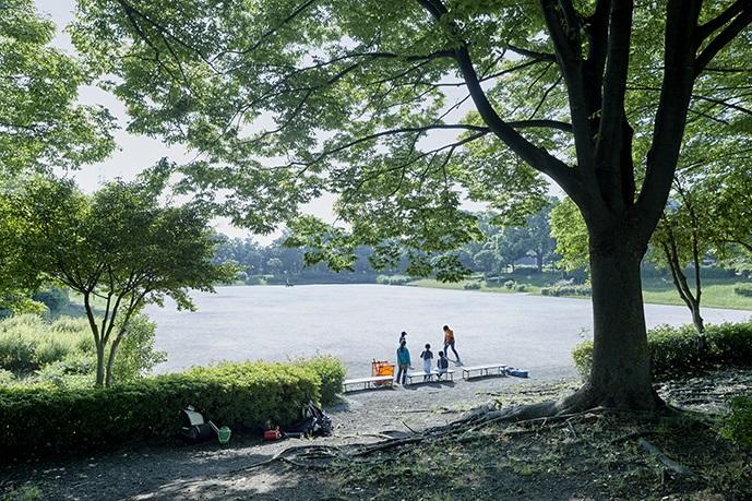 三橋総合公園 約2,670m(車5分)