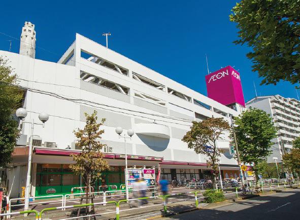 イオン赤羽北本通り店 約350m(徒歩5分)