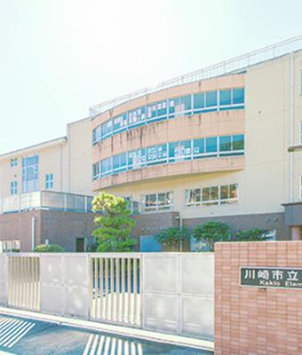 柿生小学校 約880m(徒歩11分)