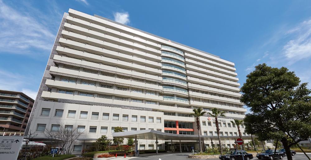 大阪赤十字病院 約800m(徒歩10分)