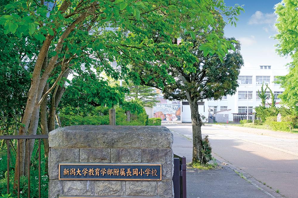 新潟大学附属小学校 約1,280m(徒歩16分)