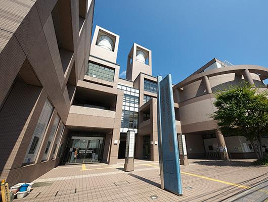 安芸区民文化センター・安芸区図書館 約480m(徒歩6分)