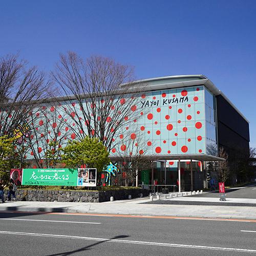 松本市美術館 約920m(徒歩12分)