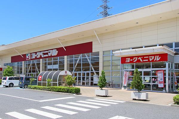ヨークベニマル簗瀬店 約80m(徒歩1分)