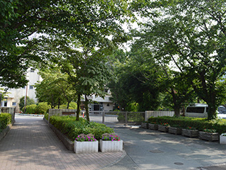 市立江南中学校 約1,150m(徒歩15分)