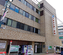 戸塚共立第1病院 約970m(徒歩13分)