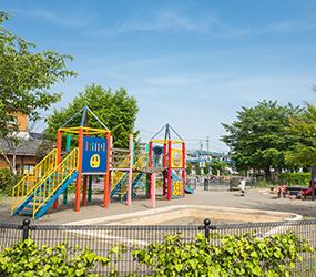 南平児童交通公園 約1,770m