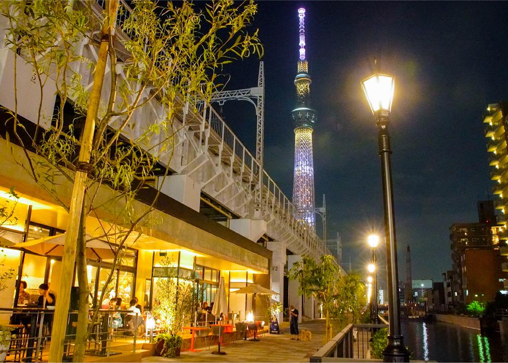 東京ミズマチ 約1,350m(徒歩17分)