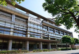 江戸川区立中央図書館 約340m(徒歩5分)