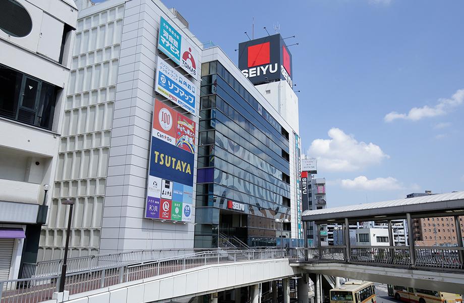 西友町田店 約720m(徒歩9分)
