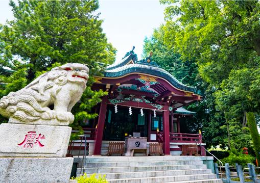 葛西神社 約230m(徒歩3分)
