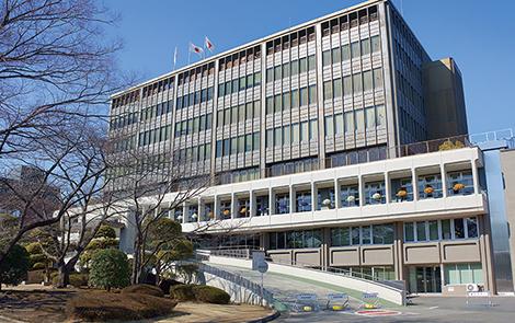 戸田市役所 約629m(徒歩8分)