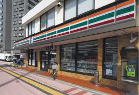 セブンイレブン広島中広3丁目店 約220m(徒歩3分)
