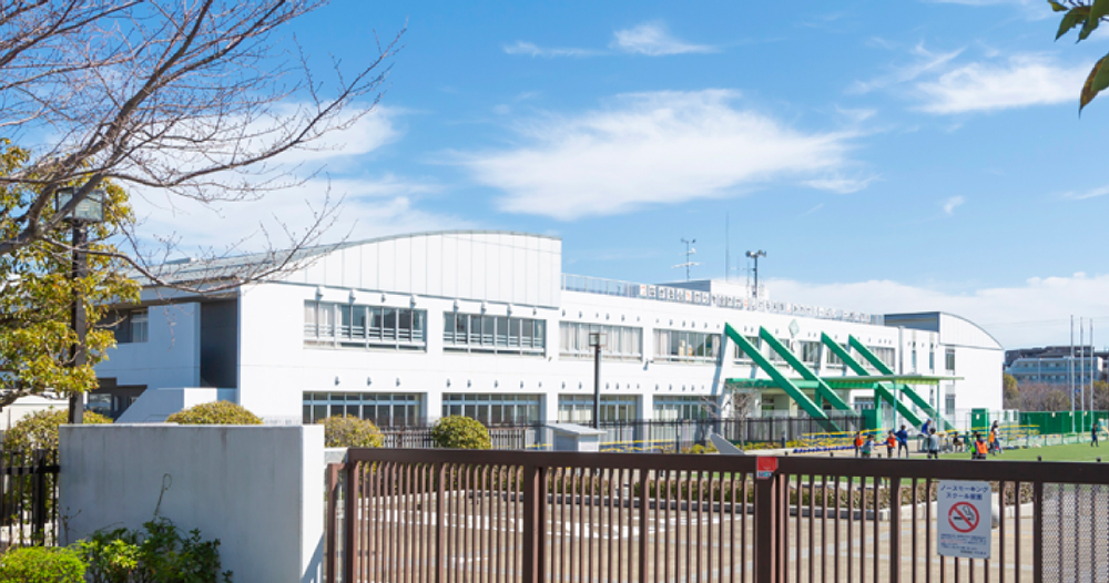 土橋小学校[通学区] 約90m(徒歩2分)