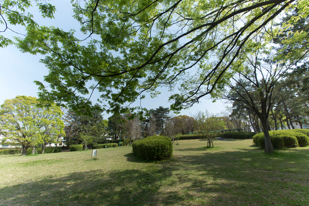 竹見公園 約10m(徒歩1分)(撮影日:2018年4月)
