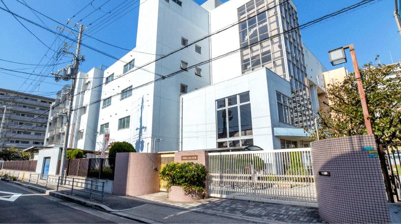 大阪市立清江小学校 約150m(徒歩2分)